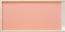Glazed Acrylic Glass blush pink