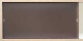 Acrylglas satiniert stone grey