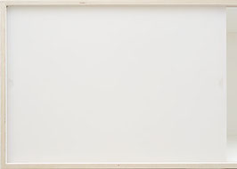 Acrylglas satiniert polar white