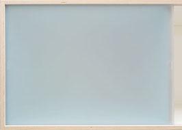 Acrylglas satiniert arctic blue