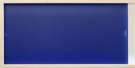 Acrylglas satiniert saphire blue