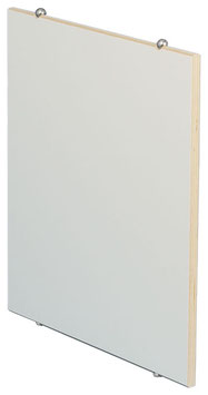 supporting panel white