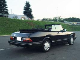 92 CLASSIC SAAB900 CABRIORE S
