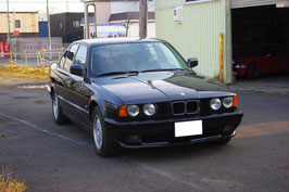 91 BMW 525i SportsLine M Tec
