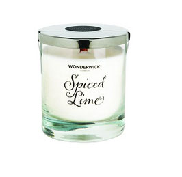 Wonderwick Duftkerze in Glas - Spiced Lime
