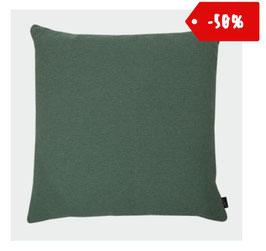 Recycling Baumwolle Kissen PYTT  Square - grün