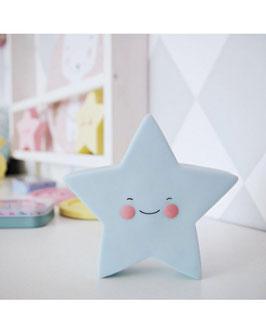 Led-Licht Stern - blau