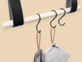 Racking Rod PYTT Aufhängung Stange - natur 40cm