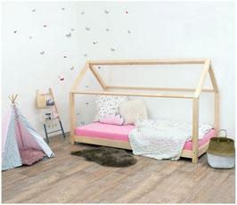 Häuschen Kinderbett Tery - transparent