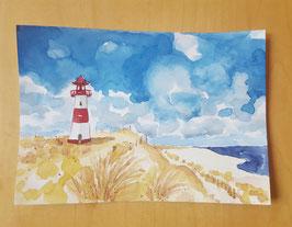 ONLINE-Workshop Aquarellmalerei LANDSCHAFT