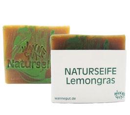 Naturseife Lemongras vegan bio 70g
