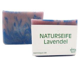 Naturseife Lavendel vegan bio 70g