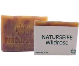 Naturseife Wildrose vegan bio 70g