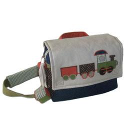 Kindergartentasche Zug