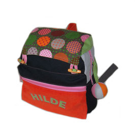 KINDERRUCKSACK RETROBALL
