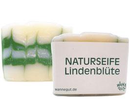Naturseife Lindenblüte vegan bio 70/90g