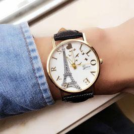 Reloj love parís