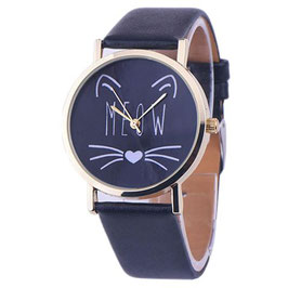 "Reloj ""Meow"""