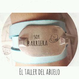 Soy barriera