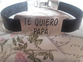 ¡Te quiero papá!