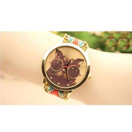 Reloj gato molón