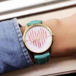 Reloj latidos