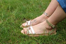 Sandales BAILA Argenté
