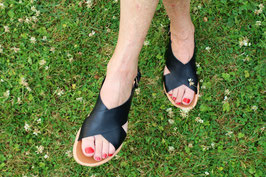 Sandales TANJA Noir