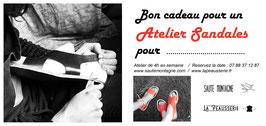 Atelier Sandales