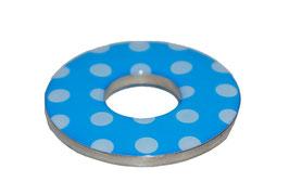 Eier-Ring Eggbert blau
