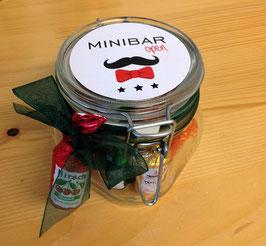 """Gschänk im Glas """"Minibar"""""""