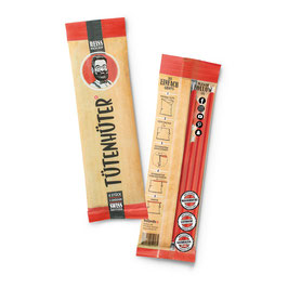 Tütenhüter - Set Swiss Edition rot
