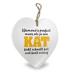 NIEMAND IS PERFECT (KAT)