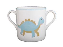 Tasse bébé Dinosaure personnalisable