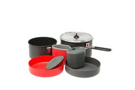 Kochset Quick 2 System für vielseitige Kochzwecke