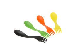 """LIGHT-MY-FIRE """"Spork"""" - das All-in-one Essenswerkzeug für unterwegs"""