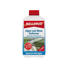 Algen und Moos Entferner