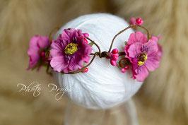 Haarkranz / Blumenkranz für Fotografie