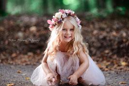 """Tüllkeid """"Annabell"""" für Fotografie oder Hochzeit rosa"""