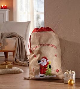 """Geschenksack """"Frohe Weihnachten"""""""