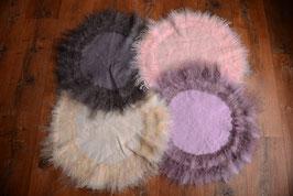 Korbfüller langhaar oder Teppich für Fotografie