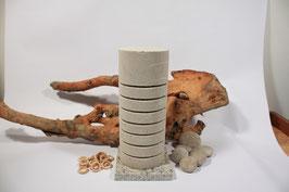 Steinheizung aus burgenländischem Sandstein