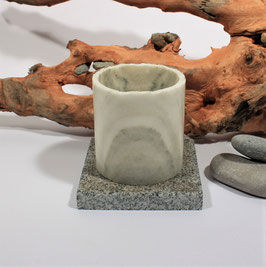Teelichthalter Sölker Marmor