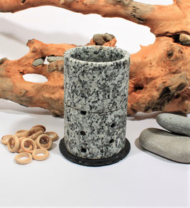 Duftlampe aus Granit
