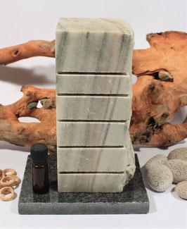 Steinheizung aus Sölker Marmor Steiermark