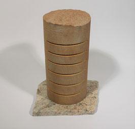 Steinheizung aus Sandstein aus dem Burgenland in St. Margareten groß