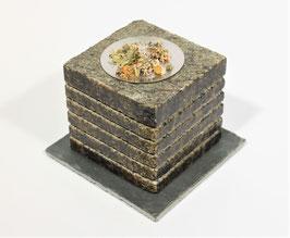 Räucherlampe Granit