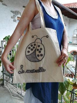 Shopping bag: LE COCCINELLE