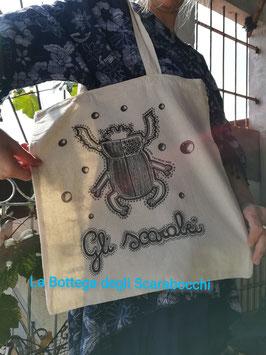 Shopping bag: GLI SCARABEI