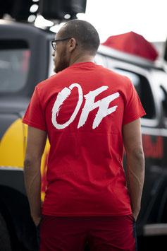 FULL RED shirt